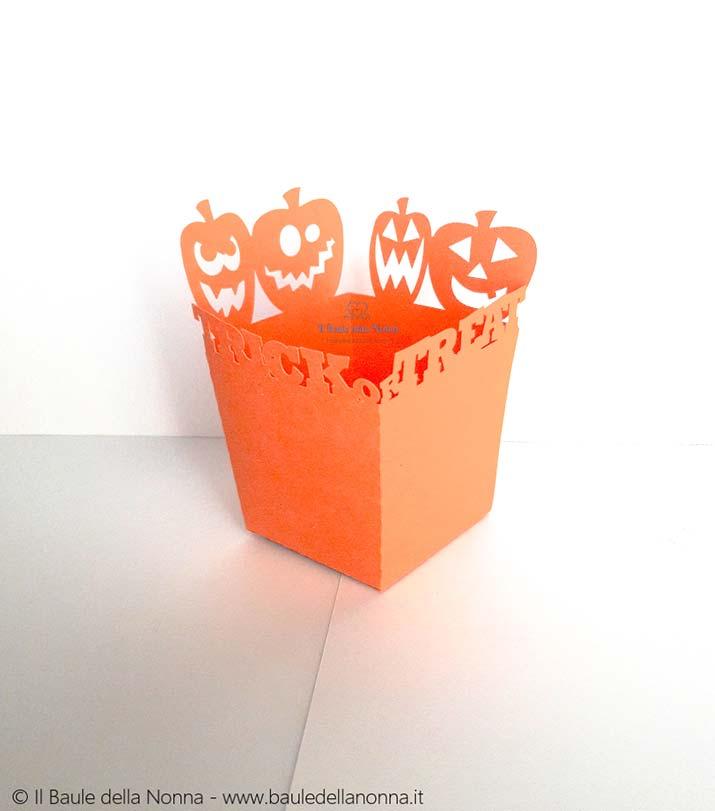 sacchetti porta dolcetti halloween